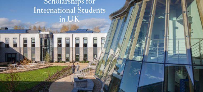 Học Bổng Toàn Phần PhD Tại Vương Quốc Anh 2020