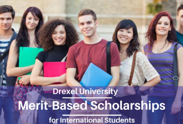 Drexel University hoc bong merit