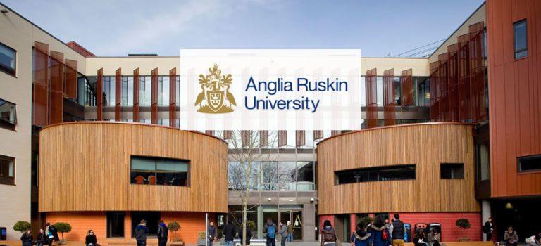 Anglia Ruskin University học bổng